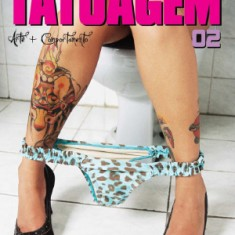 Журнал Almanaque Digital de Tatuagem, №2 TattooReal.ru