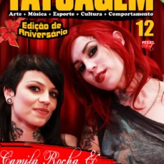 Журнал Almanaque Digital de Tatuagem, №5 TattooReal.ru image 2