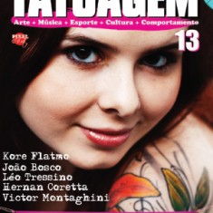 Журнал Almanaque Digital de Tatuagem, №5 TattooReal.ru image 3