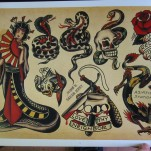 Old school флэши от Sailor Jerry TattooReal.ru image 22