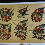 Old school флэши от Sailor Jerry TattooReal.ru image 26