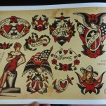 Old school флэши от Sailor Jerry TattooReal.ru image 28