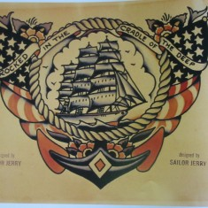 Old school флэши от Sailor Jerry TattooReal.ru image 30