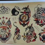 Old school флэши от Sailor Jerry TattooReal.ru image 32