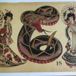 Old school флэши от Sailor Jerry TattooReal.ru image 41