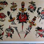 Old school флэши от Sailor Jerry TattooReal.ru image 45