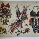 Old school флэши от Sailor Jerry TattooReal.ru image 12