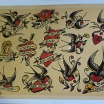 Old school флэши от Sailor Jerry TattooReal.ru image 15