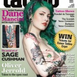 "Журнал ""Total Tattoo"", июнь 2013 год TattooReal.ru"