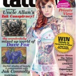 "Журнал ""Total Tattoo"", август 2013 год TattooReal.ru"