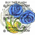 Флэши - Flowers 1 TattooReal.ru image 86