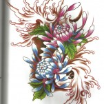 Цветы TattooReal.ru image 38