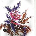 Цветы TattooReal.ru image 8