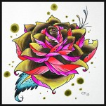 Флэши - Flowers 1 TattooReal.ru image 28