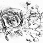Флэши - Flowers 3 TattooReal.ru image 87