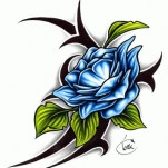 Флэши - Flowers 3 TattooReal.ru image 17