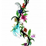Флэши - Flowers 3 TattooReal.ru image 22