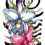 Флэши - Flowers 3 TattooReal.ru image 31