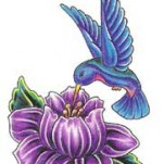 Флэши - Flowers 3 TattooReal.ru image 45