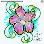 Флэши - Flowers 1 TattooReal.ru image 59