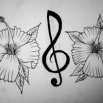 Флэши - Flowers 1 TattooReal.ru image 76
