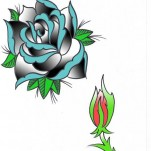 Флэши - Flowers 1 TattooReal.ru image 77