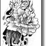 Флэши - Flowers 3 TattooReal.ru image 95