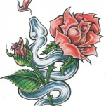 Флэши - Flowers 3 TattooReal.ru image 4