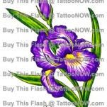 Флэши - Flowers 3 TattooReal.ru image 82
