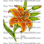 Флэши - Flowers 3 TattooReal.ru image 79