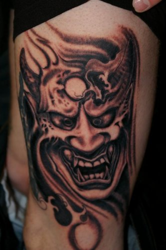 Mask-Tattoos-11