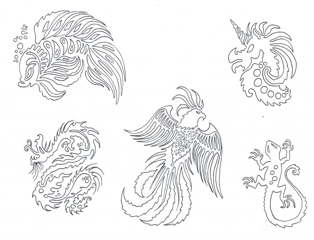 outline on tattoos Browse tattoo outline pictures, photos, images, gifs, and videos on photobucket.