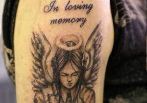 in-loving-memory-angel-tattoo